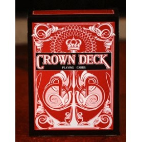 The Crown Deck, red (2nd Edition)