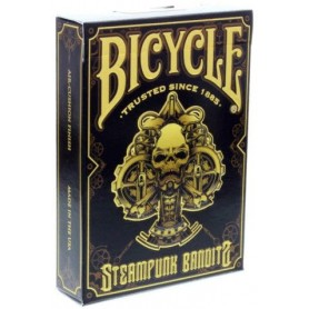 Bicycle  Limited Steampunk Bandits