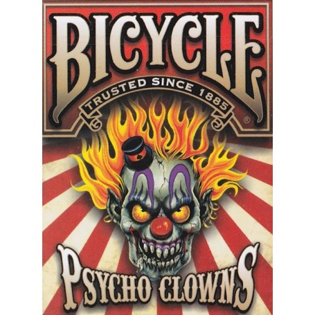 Bicycle Psycho Clowns