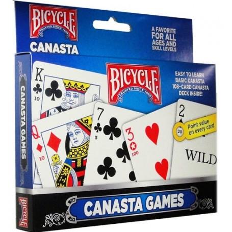 Bicycle Canasta Set