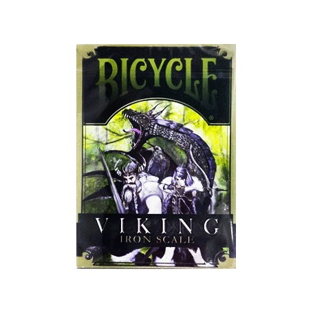 Bicycle Viking Iron Scale
