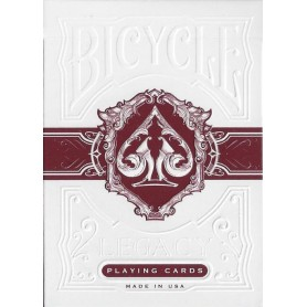 Bicycle  Legacy Red