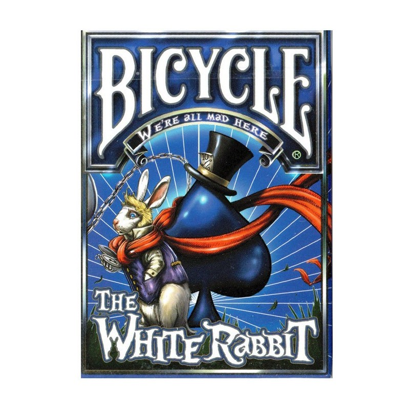 Bicycle White Rabbit