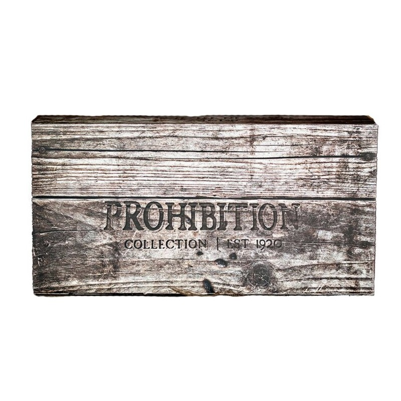 Prohibition Storage Box