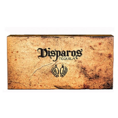Disparos Storage Box