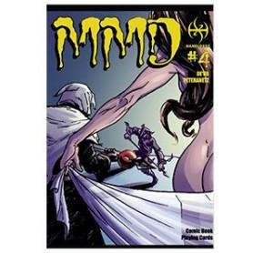 MMD4 Magicians Must Die