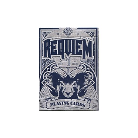 Requiem (Winter) playing cards