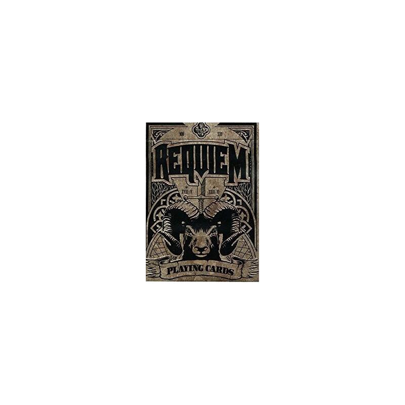Requiem (Autumn) playing cards