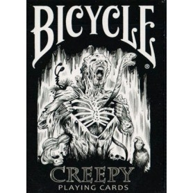 Bicycle Creepy playing cards