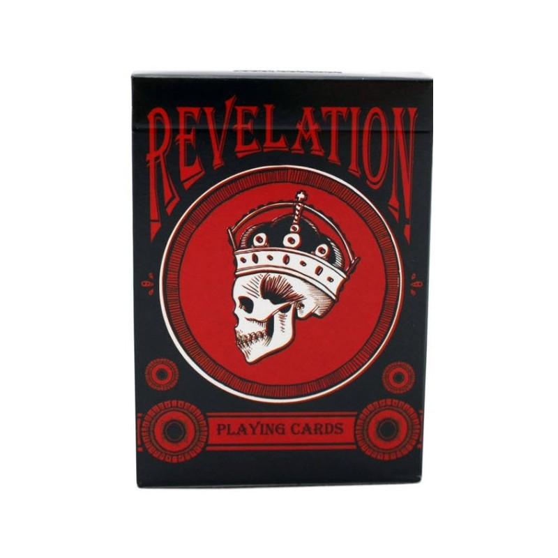 Revelation playing cards