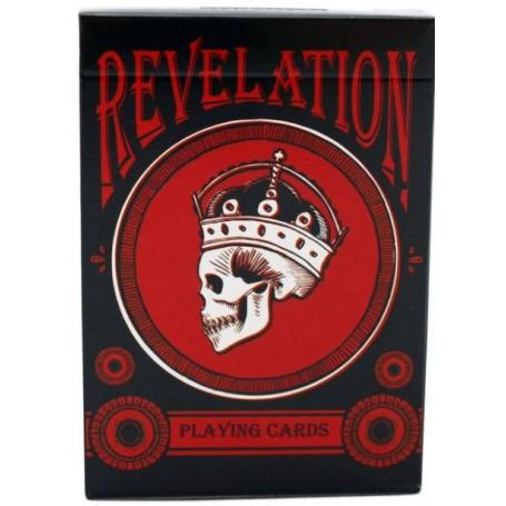 USPCC Revelation playing cards