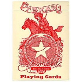 USPCC Texan playing cards Deck