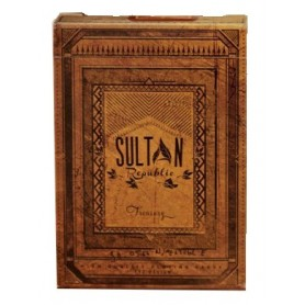 Sultan Treasury playing cards
