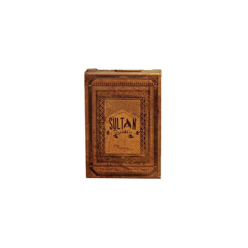 Sultan Treasury playing cards