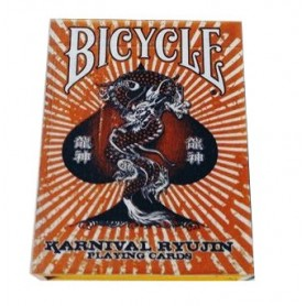 Karnival Ryujin playing cards