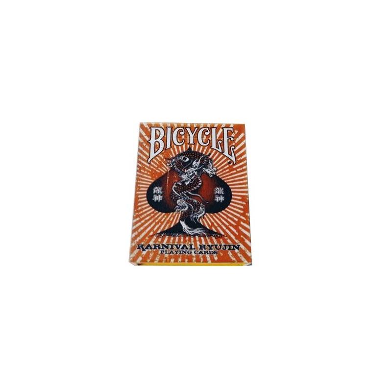 Bicycle Karnival Ryujin playing cards