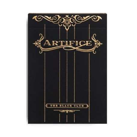 Black Gold Artifice Deck