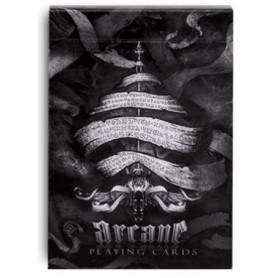 Black Arcane Mini Deck