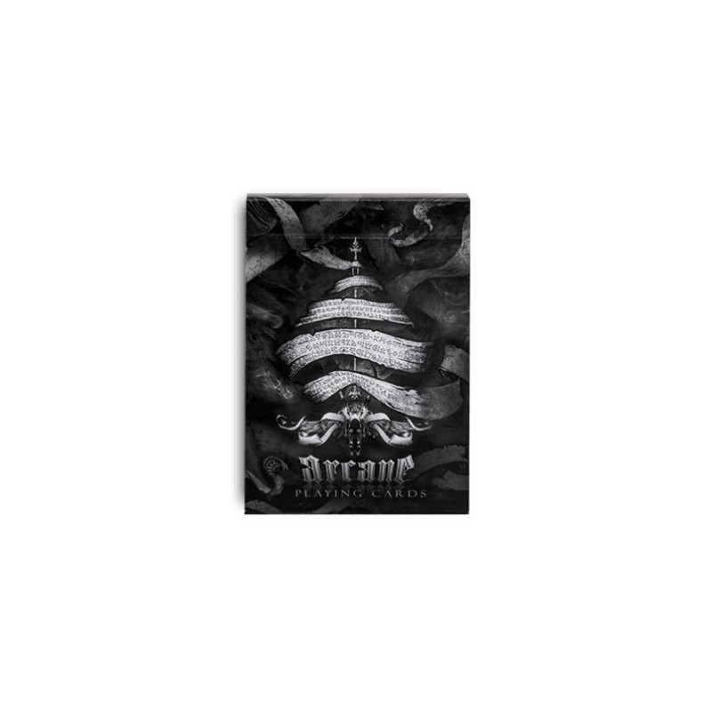 Black Arcane Mini Deck