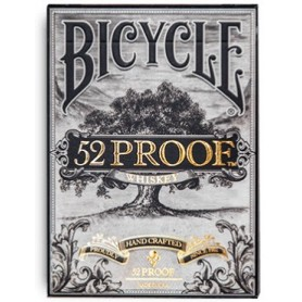 Bicycle 52 Proof v1 playing cards