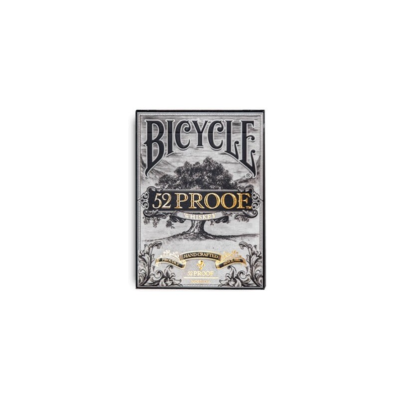 52 Proof v1 playing cards