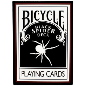 Bicycle Black Spider
