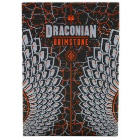 Legends Draconian Brimstone playing cards