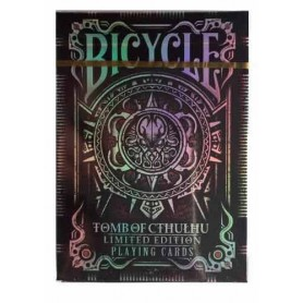 Bicycle Tomb of Cthulhu Limited Edition