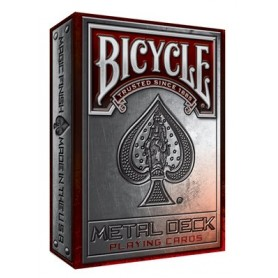 Bicycle  Metal Deck