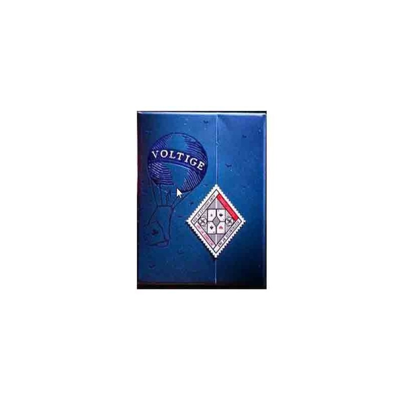 Voltige - Deep Parisian Blue