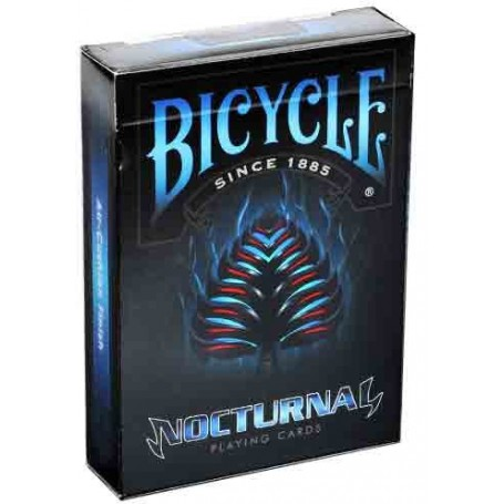Nocturnal playing cards