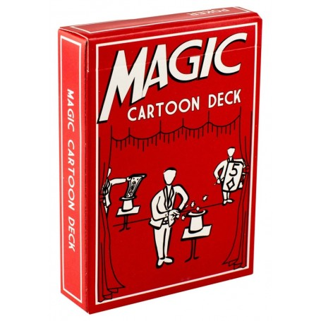 Magic Cartoon Deck