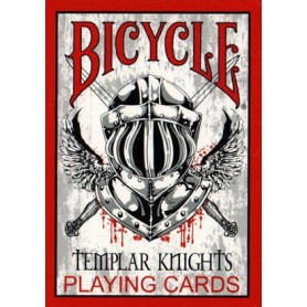 Bicycle  Templar Knights playing cards