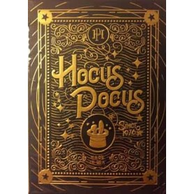 Hocus Pocus playing cards