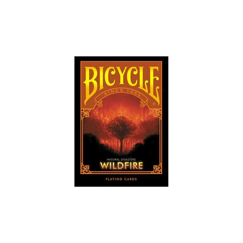Bicycle Natural Disasters: Wildfire