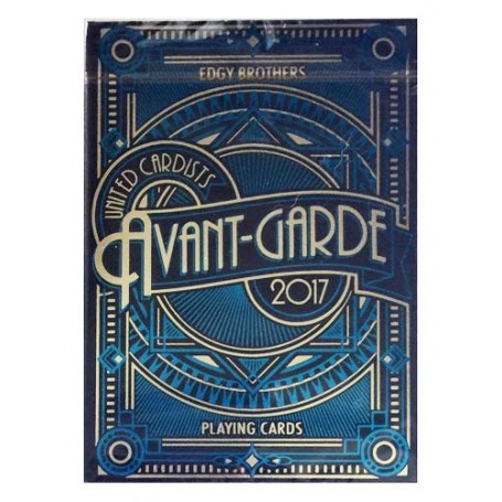 Avant-Garde United Cardists 2017 (Blue)