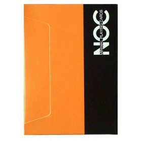 Summer NOC Playing Cards (Orange)