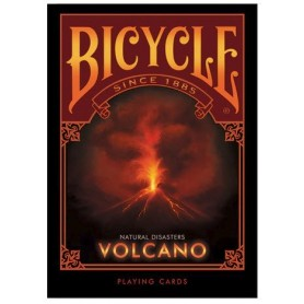 Bicycle Natural Disasters: Volcano