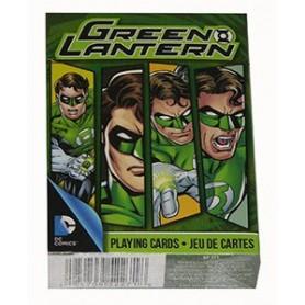 USPCC Green Lantern playing cards