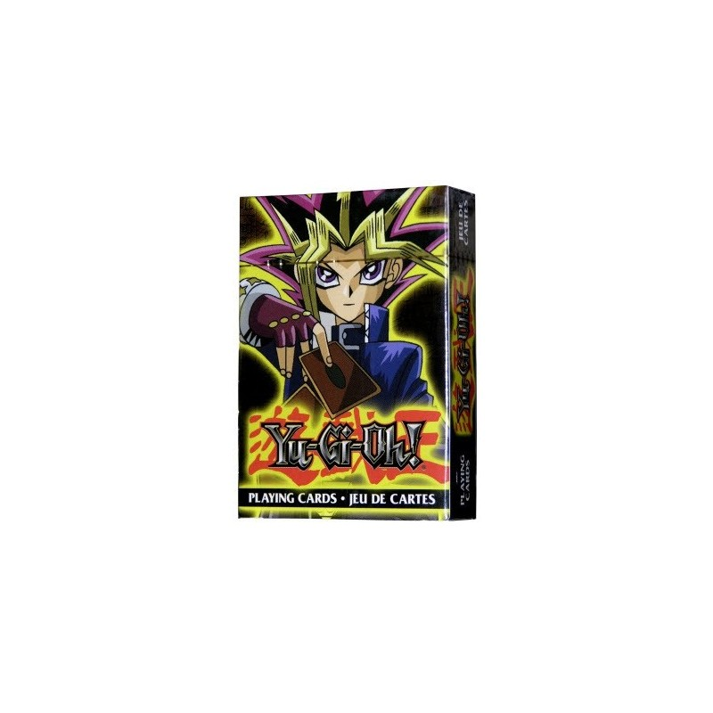 Yu-gi-oh! playing cards