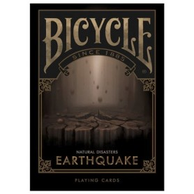 Bicycle  Natural Disasters: Earthquake