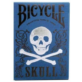 Bicycle  Luxury Skull Playing Cards
