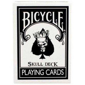 Bicycle The Skull Deck