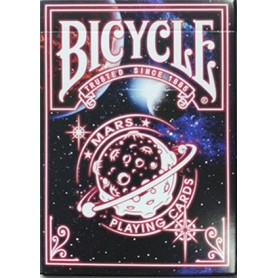 Bicycle Mars playing cards