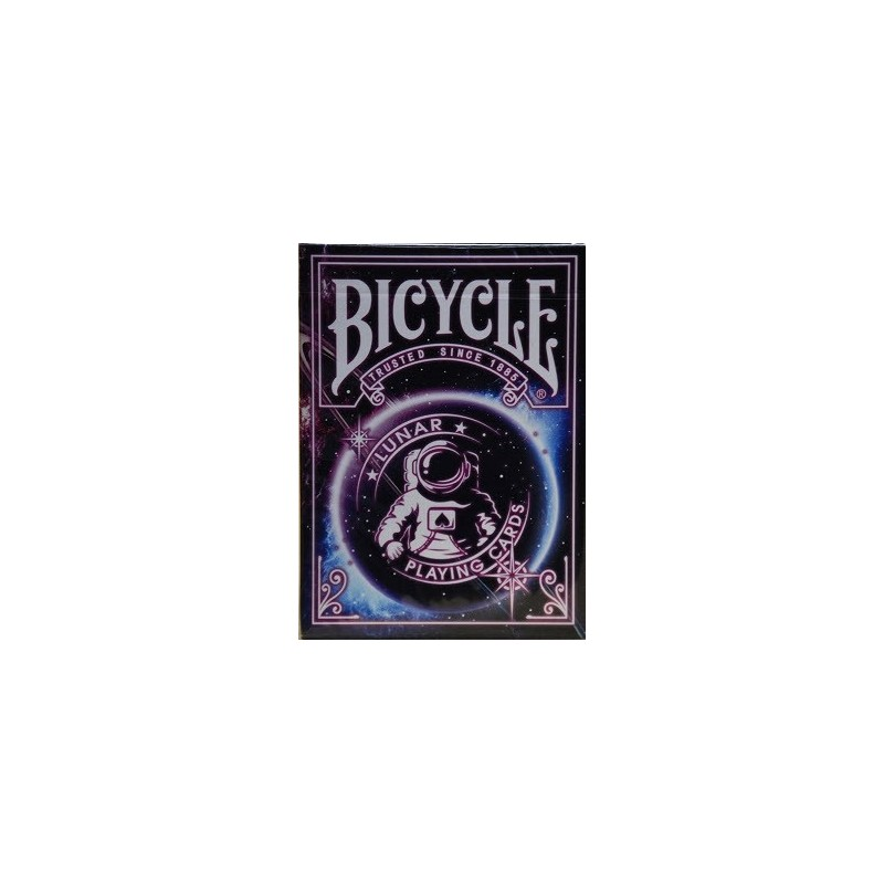Bicycle Lunar playing cards