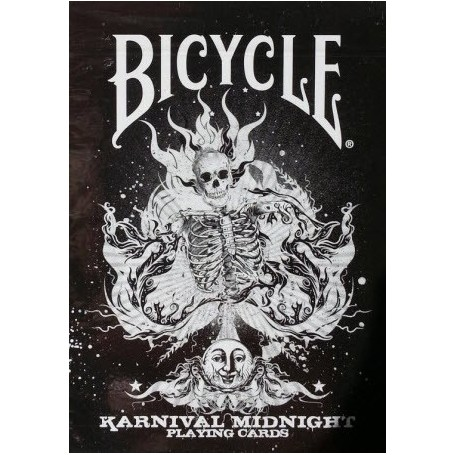Karnival Midnights Playing Cards