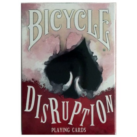 Bicycle Disruption Playing Cards