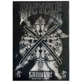 Bicycle Samurai Deck V2