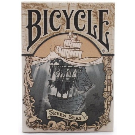 Bicycle  Seven Seas