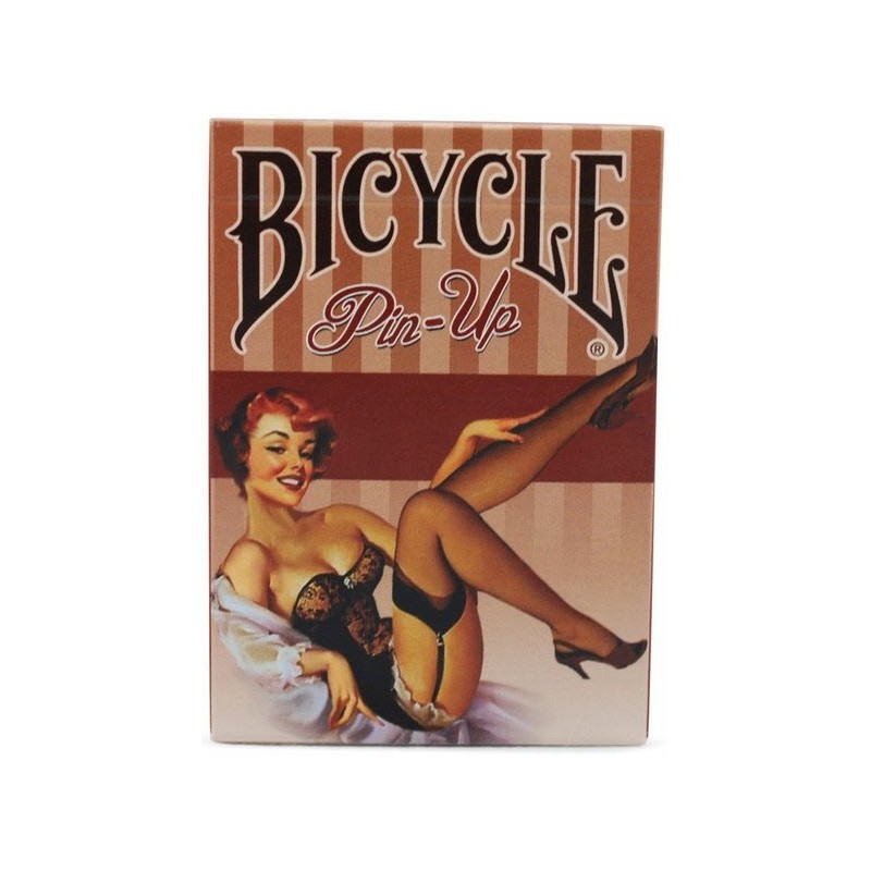 Bicycle Pin-Up Deck